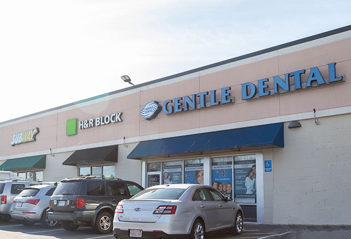 Gentle Dental Methuen Outside