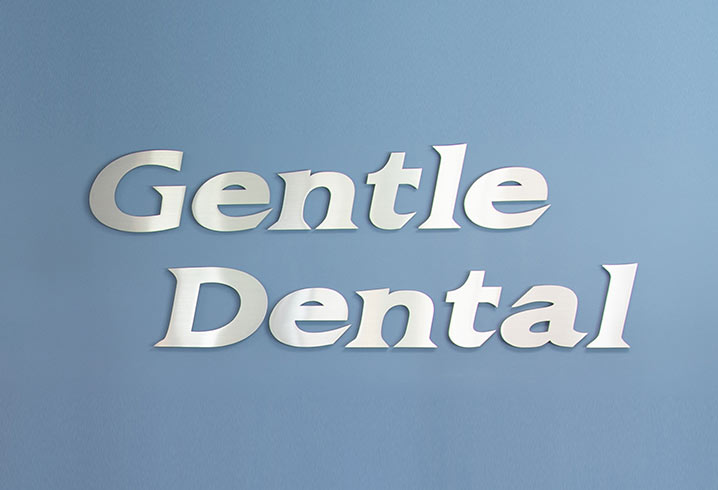 Gentle Dental Methuen Signage