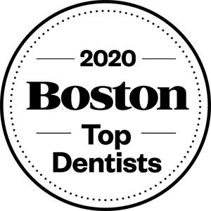 2020 Boston Magazine Top Dentist