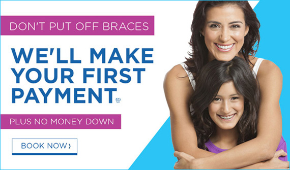 Gentle Dental We Will Pay Your First Braces Payment